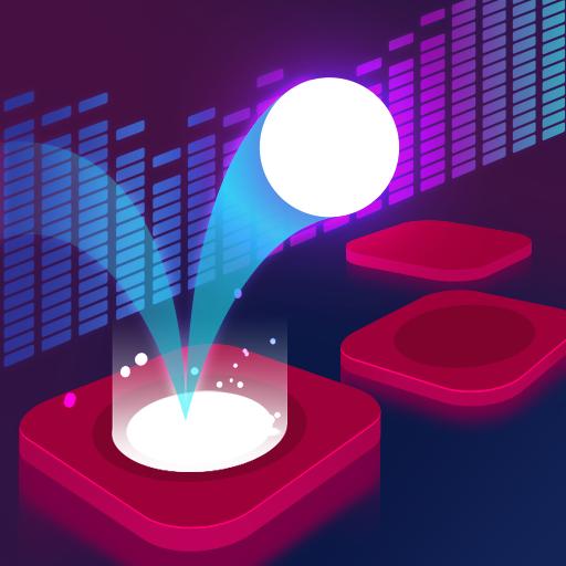 Ball Hop: Music Games Icon