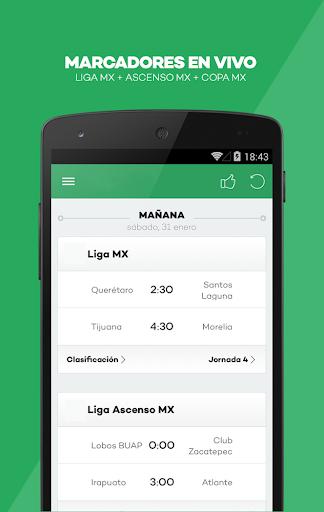 Liga Mexicana - Footbup