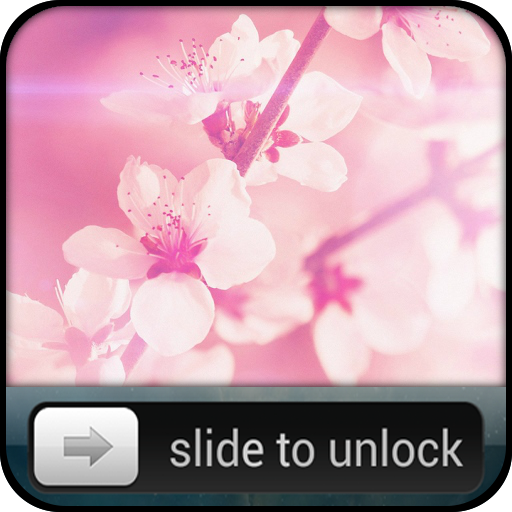 Pink Lock - Slide To Unlock 工具 LOGO-玩APPs