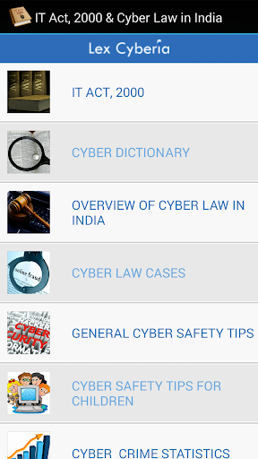 IT Act 2000 Cyber Law India