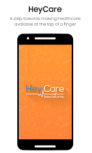 HeyCare - Health Comes First- screenshot thumbnail