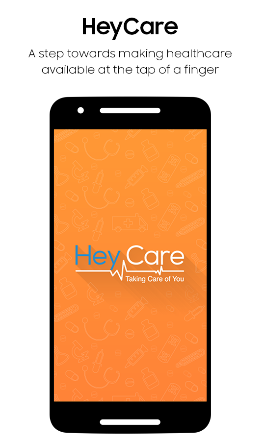 HeyCare - Health Comes First- screenshot