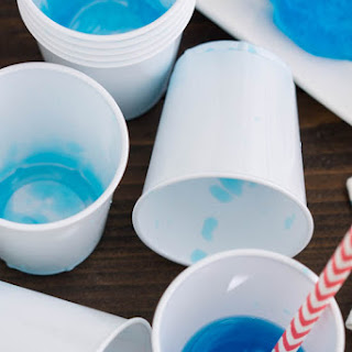 Blue Lagoon Jello Shots Recipe