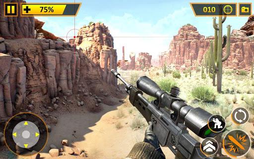 US Sniper Battle Survival Missions 1.0 screenshots 1