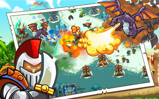 Tower Clash TD screenshot 12