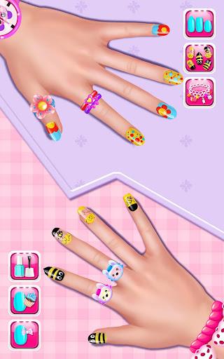 Nail Salon - Girls Nail Design 1.2 8