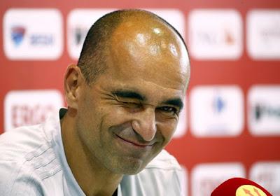 ? Suivez la conférence de presse de Roberto Martinez et Eden Hazard en live vidéo