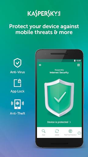 PC u7528 Kaspersky Mobile Antivirus: AppLock & Web Security 2