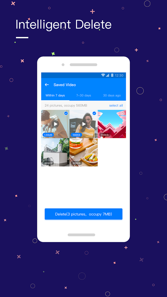 Cleaner for Messenger Android 3