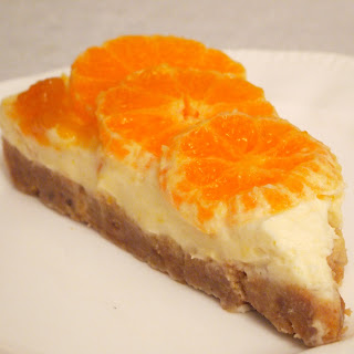 Slow Cooker Ginger-Orange Cheesecake