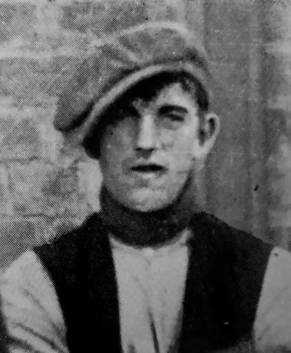 James McRoberts (real name McGillivray) likeness