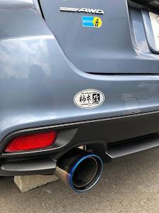 レヴォーグ VM4 C型/スティールブルーグレー・メタリックのカスタム事例画像 Fumiyaさんの2018年09月16日13:32の投稿
