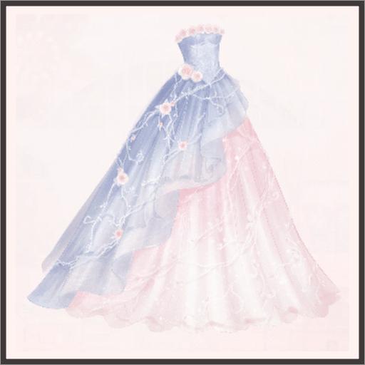 74307b9fcd6d8 ミラクルニキ 氷の薔薇<ドレス>の入手方法と使い道