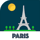 PARIS City Guide, Offline Maps and Tours