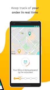 Glovo: delivery from any store - náhled