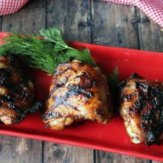 Semi-Spicy Grilled Chicken ( Kat ).