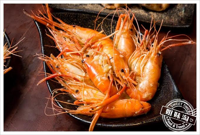 墾丁蝦匠活蝦料理奶油蝦