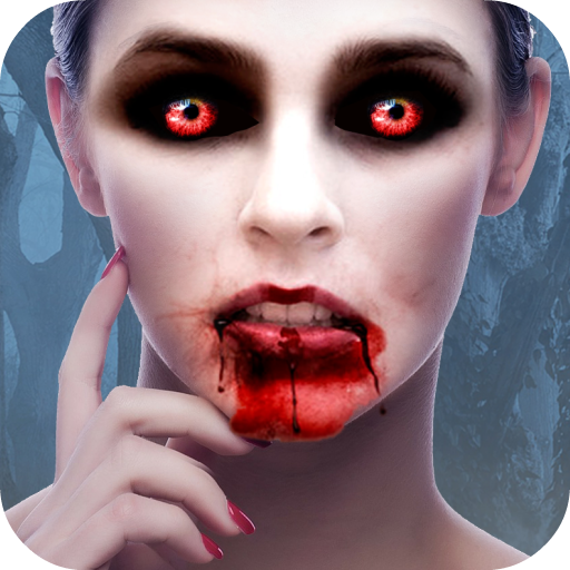 Vampire Yourself: Camera Booth Maker Icon