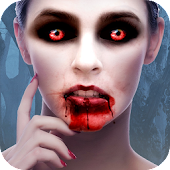 Vampire Yourself: Camera Booth Maker