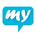 mysms SMS Text Messaging Sync icon