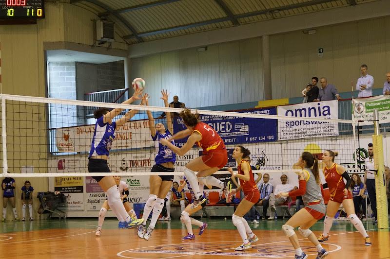 Volley di Simone Fedeli