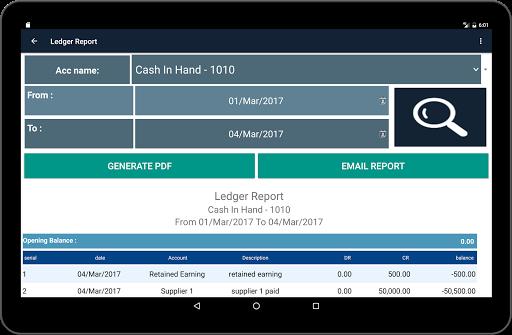 CashBin - Mobile Accounts screenshot 14