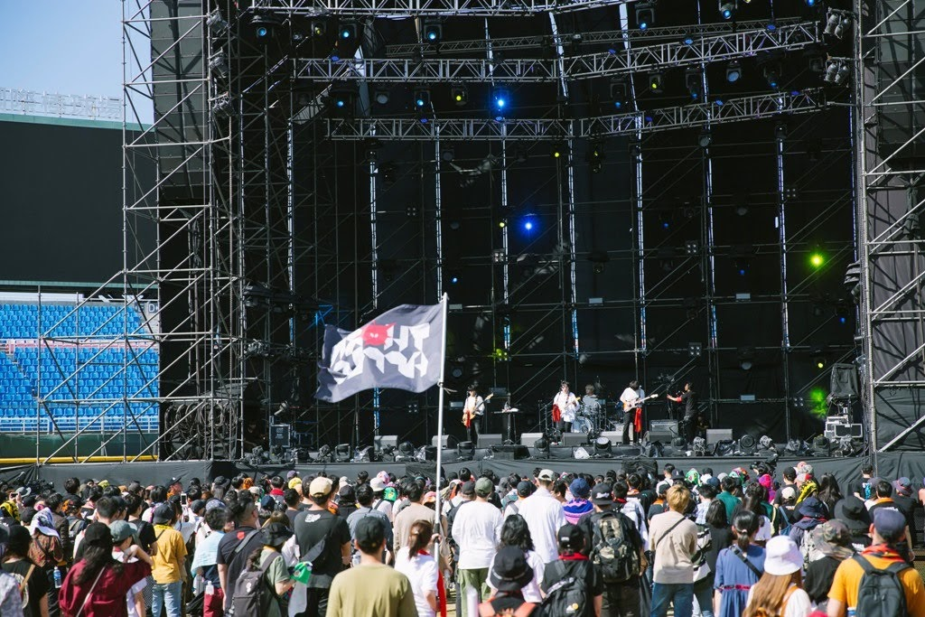 【迷迷現場】 2019 火球祭  THORNAPPLE 讚台灣樂迷「你們是最棒的觀眾!」