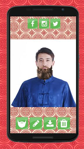 鬍鬚 照片編輯 美髮沙龍
