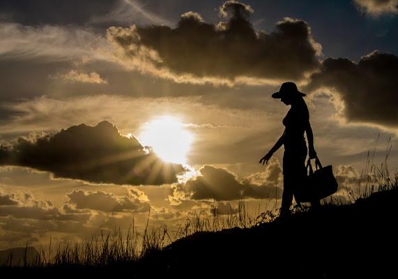 ...e nel sole io verrò da te... di Giovanni Coste