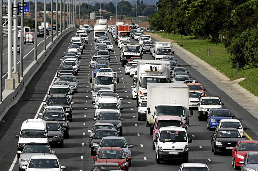 When figuring out what driving to work and back costs you, you should factor in the value of your time, experts say. Picture: Simphiwe Nkwali