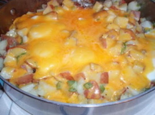 """Country Breakfast """"This is very good. We added things to it like..."""