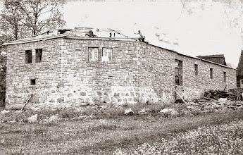 Photo: Budowa kościoła w Rogoźniku.