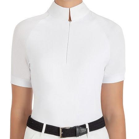 Equiline Carlisac kortärmad damskjorta