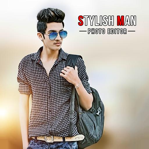 Stylish Man Photo Editor