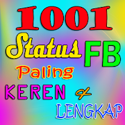 1001 Status FB Gokil dan Kereen