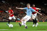 ? City pakt scalp van United op Old Trafford en staat zo goed als in de finale (met heerlijke beelden van Kevin De Bruyne)