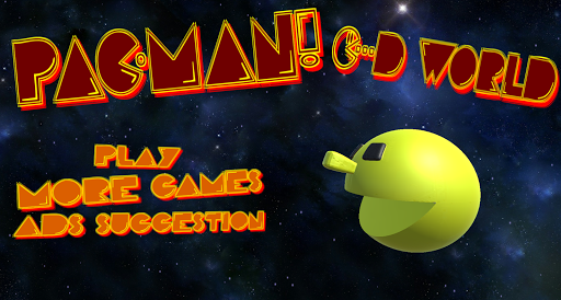Download Pacman 3D Google Play softwares - aAz3uYWa46GJ