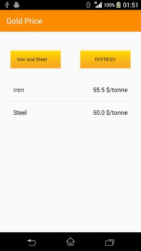 玩免費財經APP 下載ゴールド価格ライブ app不用錢 硬是要APP