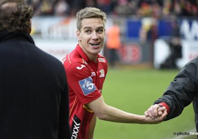 Michiel Jonckheere prolonge à Ostende jusque 2019