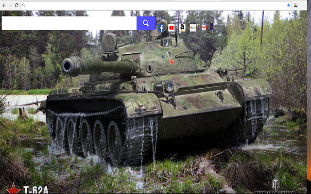 World of Tanks Game HD Wallpapers New Tab