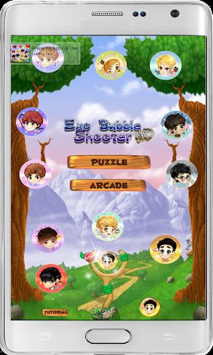 Bubble Shooter Exo HD