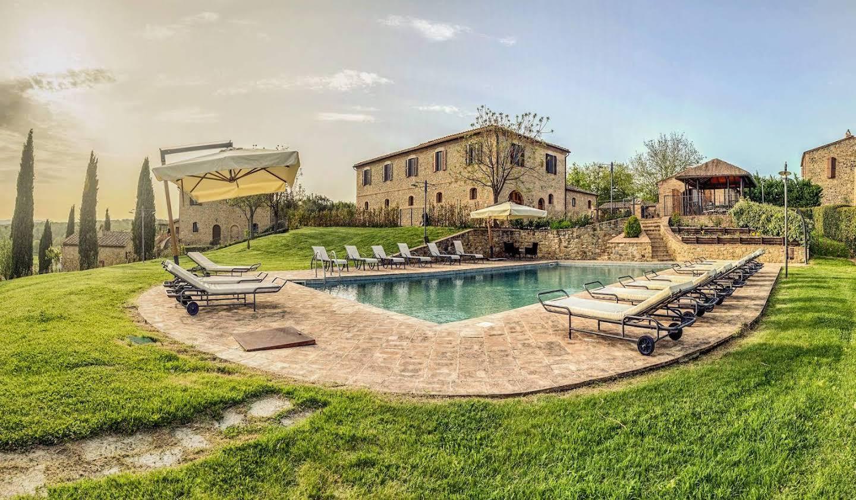 Villa avec piscine Sienne