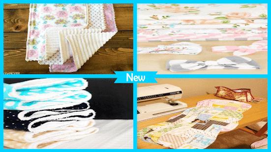 Wonderful DIY Burp Cloths - náhled