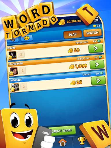 GamePoint WordTornado 1.175.21889 screenshots 2