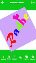 Name Art Creator - screenshot thumbnail 05