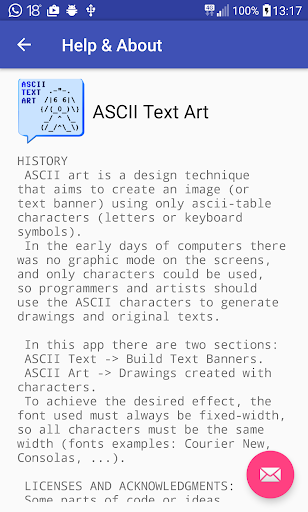 ASCII Text Art 1.0.3 screenshots 16