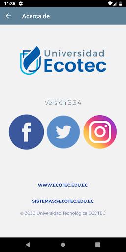 Universidad ECOTEC screenshot 7