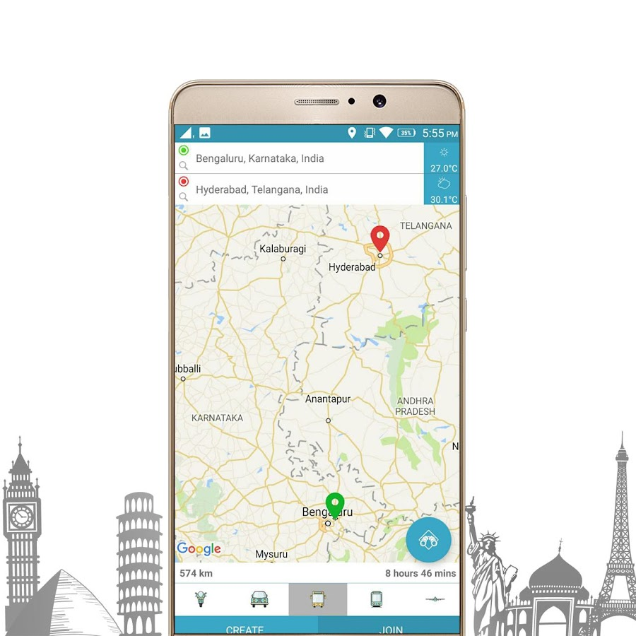 trip n howl- Travel Social App | Plan Trips- screenshot