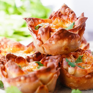 Sweet Potato Taco Cups