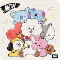 Cute BT21 Wallpapers HD icon